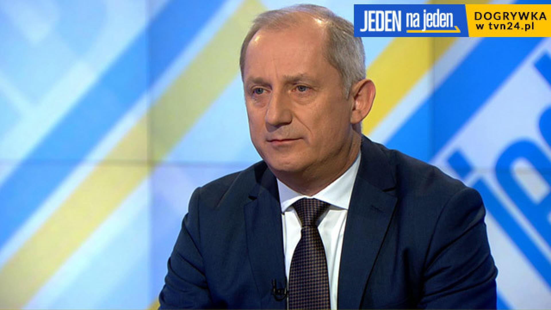 Neumann: Ministrowie PO szli do rządu dla pracy. PiS poszło po kasę
