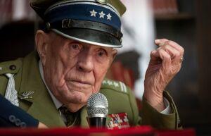 """""""Szron"""" świętował 105. urodziny. To najstarszy żyjący powstaniec"""