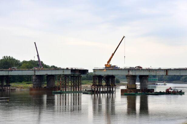 Wykonawca remontu mostu ma nowego właściciela ZDM