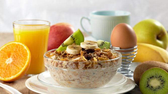 Zdrowe śniadanie. Cztery zasady