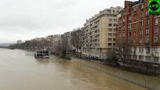 Powódź we Francji